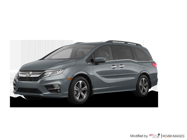 2019 Honda ODYSSEY EX-L-RES EX-L RES