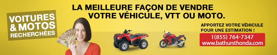 Voitures et motos recherchés!